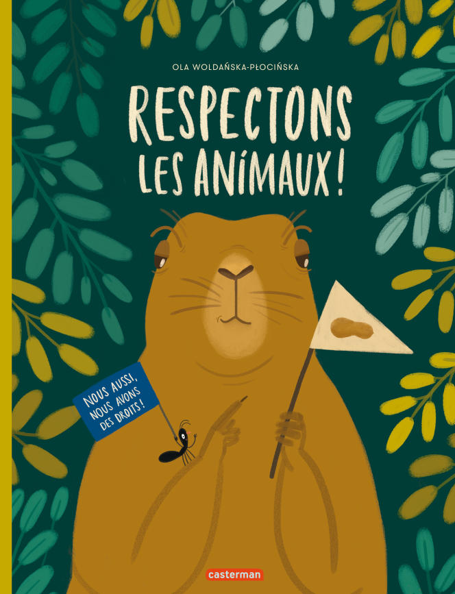 «Respectons les animaux!»,d'Ola Woldanska-Plocinska