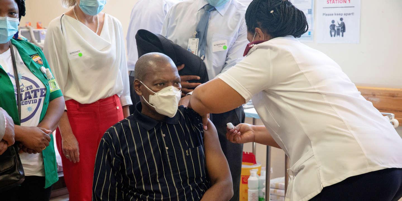 En Afrique du Sud, un demi-milliard d'euros au budget pour la vaccination