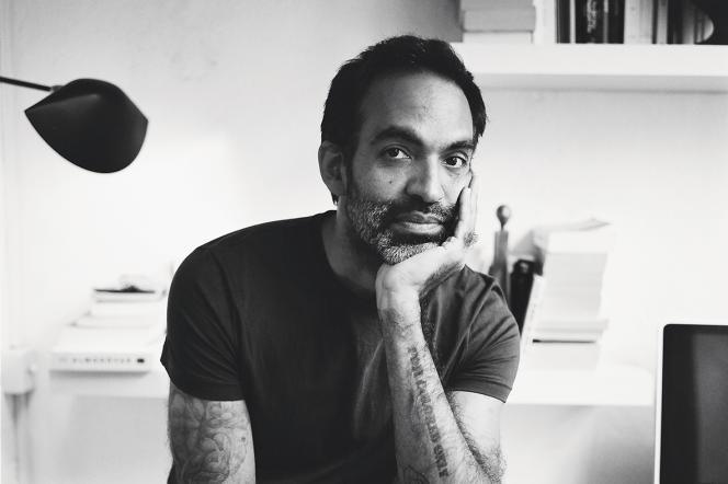 Valéry Grégo, entrepreneur en hôtellerie.