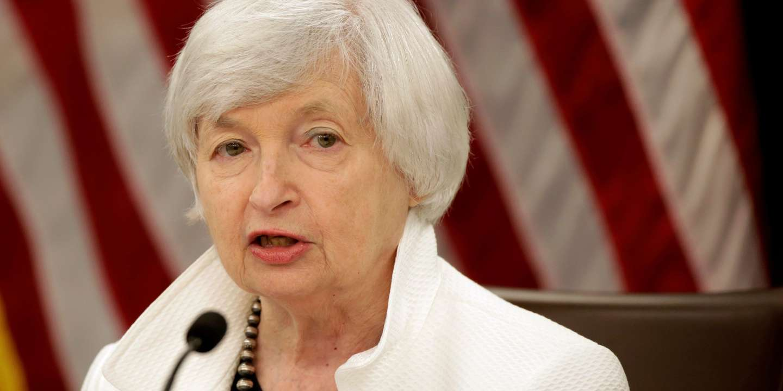 Aux Etats-Unis, la secrétaire au Trésor Janet Yellen lève un préalable décisif pour une taxation des multinationales - Le Monde