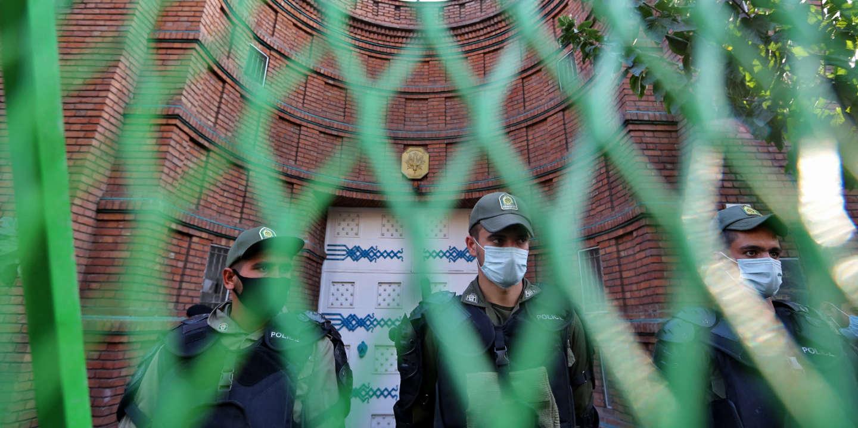 Un second Français détenu en Iran depuis neuf mois - Le Monde