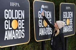 Les Golden Globes, en 2019.