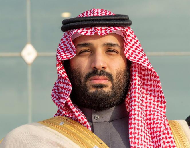 Saudi Crown Prince Mohammed Ben Salman on 23 December 2018 in Riyadh.