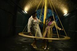 Shaniqua Okwoket Amarah-Jae St. Aubyn dans «Lowers Rock», l'un des cinq films de la série « Small Axe», de Steve McQueen.