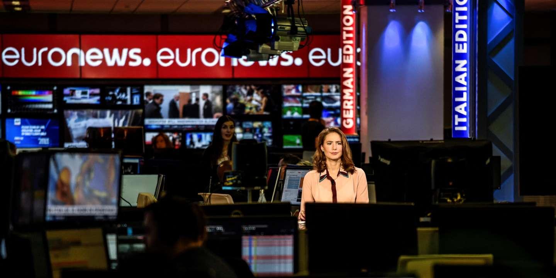 La chaîne internationale Euronews taille dans ses effectifs