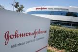 Les locaux de Johnson & Johnson à Irvine en Californie, le 28 août 2019.