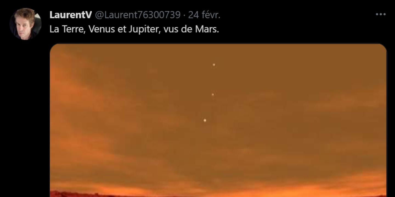 Depuis l'atterrissage de Perseverance, beaucoup de photos et vidéos de Mars sont décontextualisées, voire fausses - Le Monde