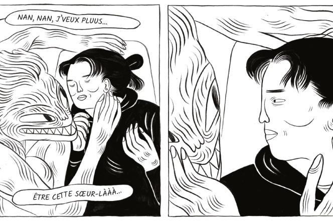 «Le Goût de la nectarine», de Lee Lai.