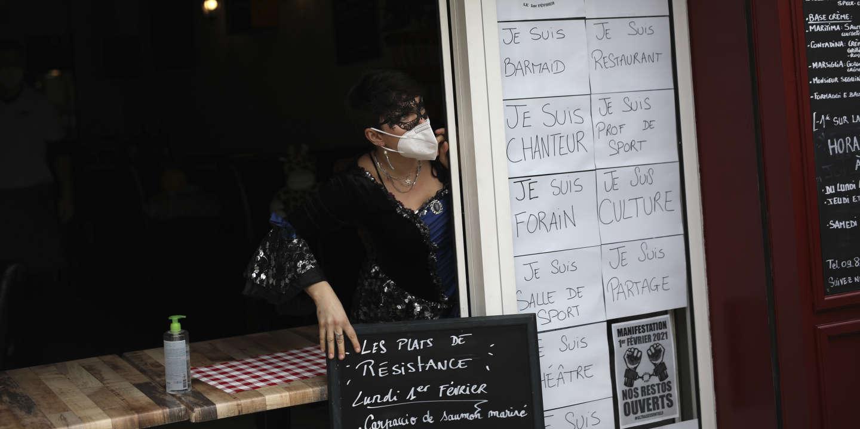 Covid-19 : le nombre de petits patrons en danger de burn-out a explosé - Le Monde