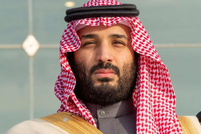 Le prince héritier saoudien, Mohammed Ben Salman, à Riyad, le 23 décembre 2018.
