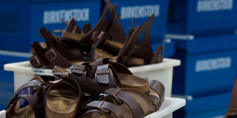 Bernard Arnault rachète les sandales Birkenstock