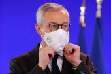 Bruno Le Maire veut accélérer le plan de relance pour atteindre les 6% de croissance en 2021