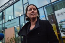 Johanna Rolland, la maire de Nantes (PS), en décembre 2019.