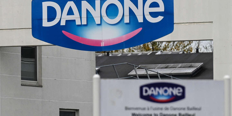 Danone prêt à céder ses parts dans le groupe chinois Mengniu - Le Monde