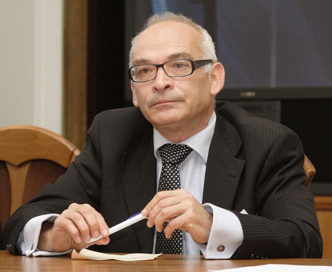 John Litinsky i 2007.
