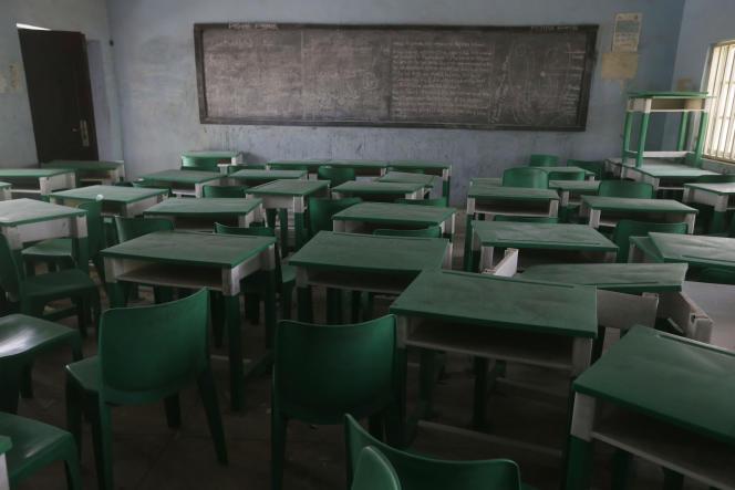 Les 279 écolières avaient été enlevées dans la nuit de jeudi 25 à vendredi 26 février, dans leur pensionnat de Jangebe, dans le nord-ouest du Nigeria.