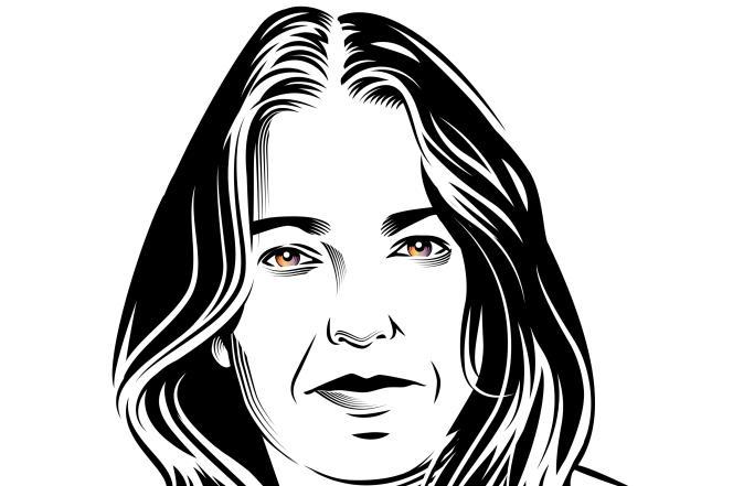 La directrice de l'Observatoire du bien‐être du Centre pour la recherche économique et ses applications, Claudia Senik.