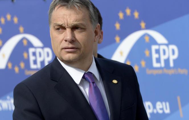 Premier Węgier Viktor Orban przybywa do Brukseli 3 marca.
