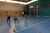 Des jeunes jouent au foot dans un établissement pénitentiaire pour mineurs, en 2019 à Marseille.