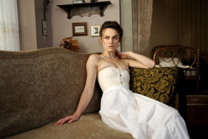 Keira Knightley, dans « A Dangerous Method » (2011), de David Cronenberg.