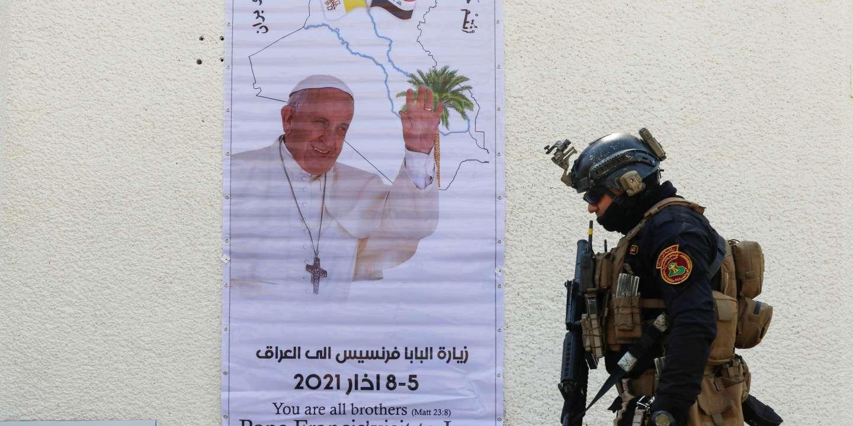 Des roquettes frappent une base de la coalition antidjihadistes en Irak avant la visite du pape - Le Monde