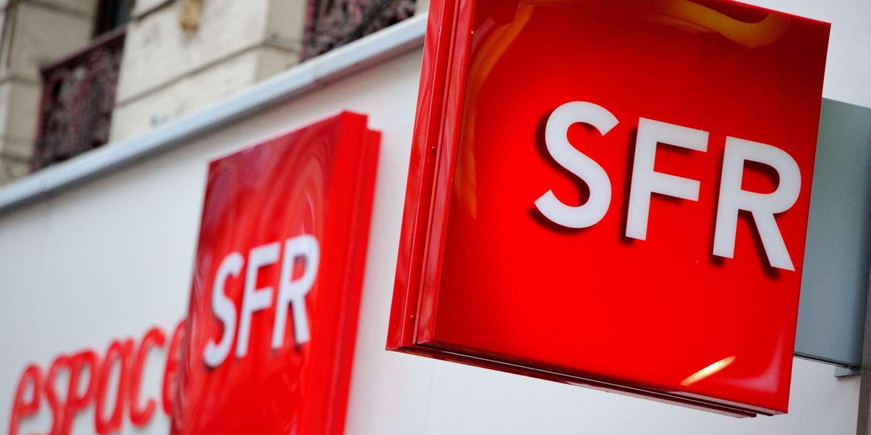 SFR veut se séparer de 1 700 salariés - Le Monde