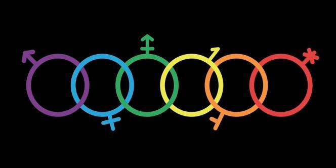 Logo de la page Facebook officielle de l'association LGBT+ Rights Ghana.