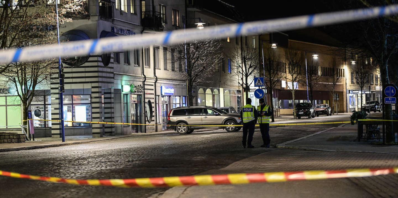 Suède : huit personnes blessées à l'arme blanche dans le sud du pays, un suspect interpellé - Le Monde
