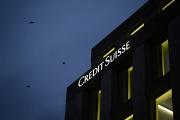 Des locaux du Credit Suisse, à Genève, le 4 novembre 2020.