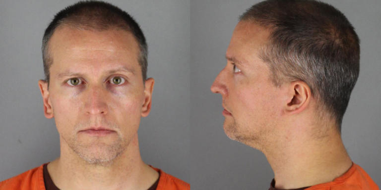 June 4, 2020, Minneapolis, Minnesota, USA: In this handout provided by Hennepin County Sheriff's Office, former Minneapolis police officer DEREK CHAUVIN poses for a mugshot. Chauvin's third-degree murder charge has been escalated to second-degree murder in the death of George Floyd. Photo by Hennepin County Sheriff via ZUMA Wire/ABACAPRESS.COM