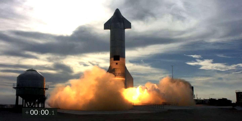 Pour son troisième vol d'essai, la fusée Starship de SpaceX se pose… puis explose - Le Monde