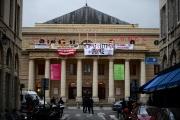 A l'Odéon-Théâtre de l'Europe, à Paris, jeudi 4 mars.