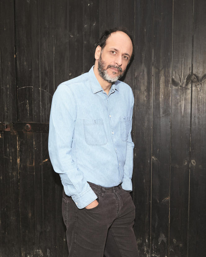 Luca Guadagnino, Londra, 2018.