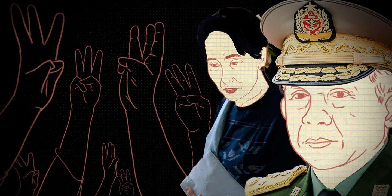 Vidéo. Birmanie : pourquoi l'armée s'est-elle toujours sentie autant menacée par Aung San Suu Kyi ?