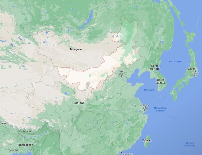 Η εσωτερική Μογγολία, στη βόρεια Κίνα, έχει περίπου 25 εκατομμύρια κατοίκους, το ένα πέμπτο από τους οποίους είναι Κινέζοι Μογγολίας.