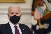 Le président américain Joe Biden, à Washington, le 5 mars.