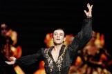 Patrick Dupond dans «Le Lac des cygnes» sur une choréographie de Vladimir Bourmeister, à l'opéra Garnier à Paris, en 1992.