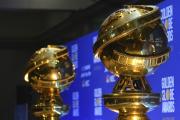 Deux exemplaires de Golden Globes lors de l'édition 2019 à Beverly Hills, en Californie.
