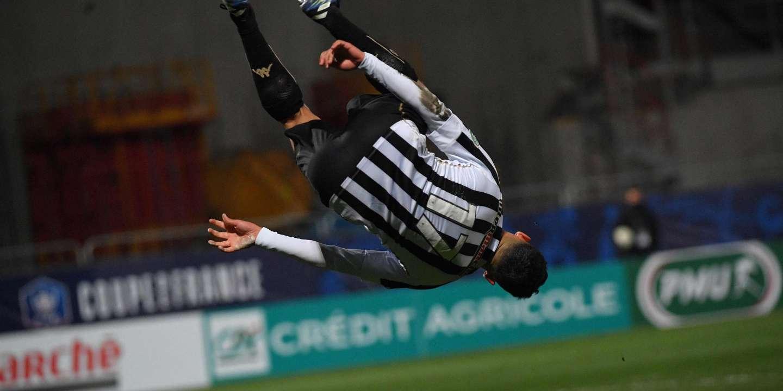 Coupe de France : Angers et Lille qualifiés sans encombre
