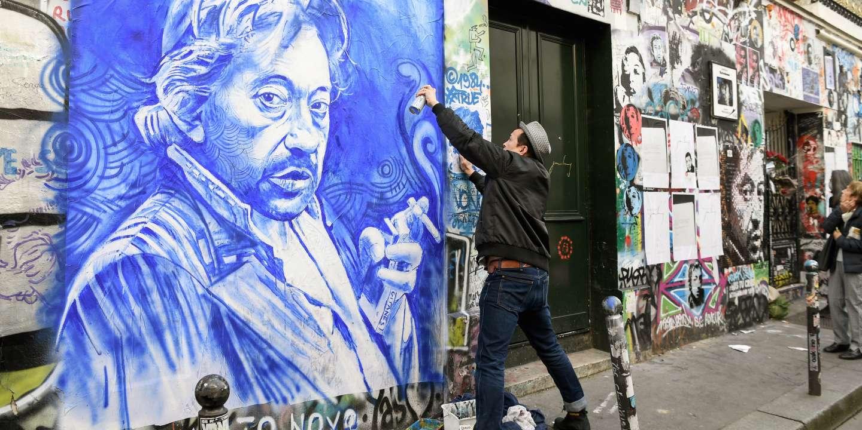 Article réservé à nos abonnés Gainsbourg, à voir, à lire et à écouter - Le Monde