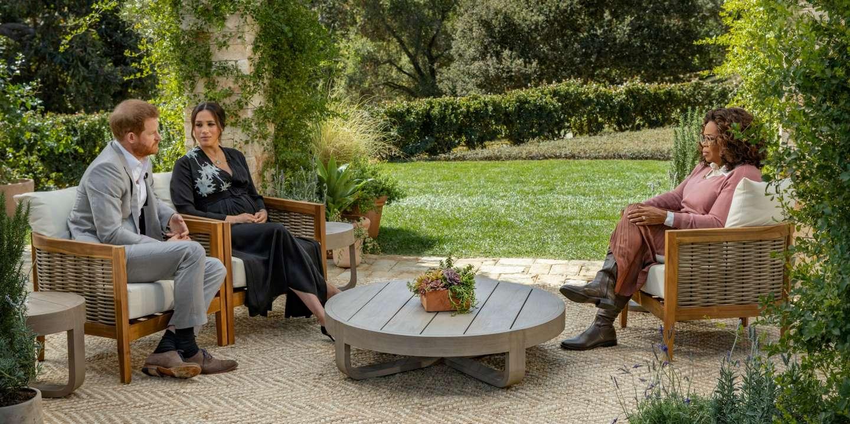 Racisme, dénigrement et indifférence : Meghan et Harry chargent la famille royale dans une interview télévisée - Le Monde