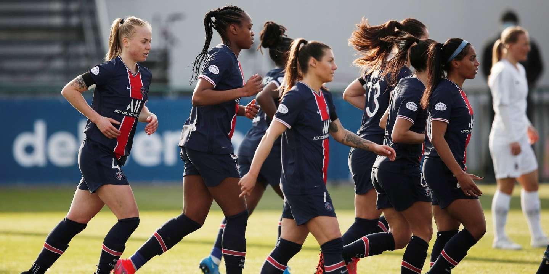 Football : le Covid-19 s'invite dans le championnat féminin avec le report du choc Lyon-PSG - Le Monde