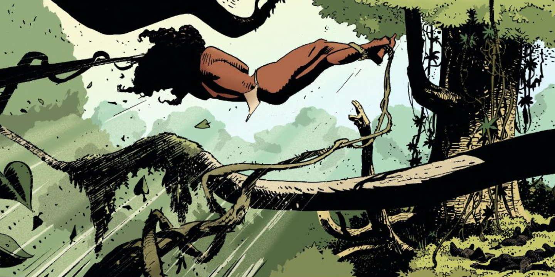 Niala, double féminin et noir de Tarzan, crée la polémique - Le Monde