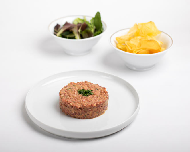 578d29a 95291 3213260 - Recipes from around the world Beef tartare: Denis Courtiade's recipe - Le Monde