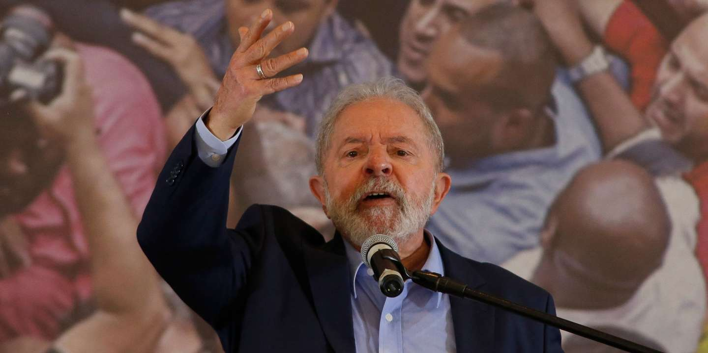 Au Brésil, Lula fustige les « décisions imbéciles » prises par Jair Bolsonaro sur le Covid-19 - Le Monde