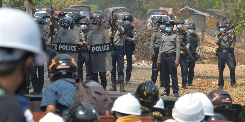 Birmanie : la pression internationale s'accroît sur la junte militaire, Pékin appelant même à la « désescalade » - Le Monde
