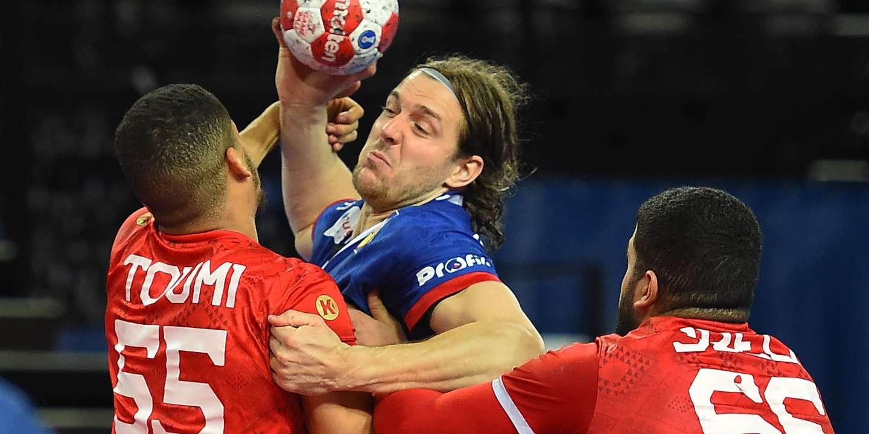Handball : les Français se rapprochent des Jeux de Tokyo après leur succès contre la Tunisie - Le Monde