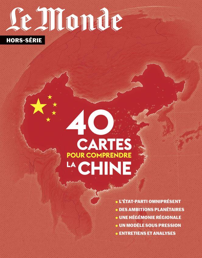 « 40cartes pour comprendre la Chine», un hors-série du «Monde», 116pages, 9,90euros, en kiosque et sur la boutique du Monde.fr