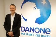 Photo : Emmanuel Faber, Président directeur général de Danone , le 16 février 2018.