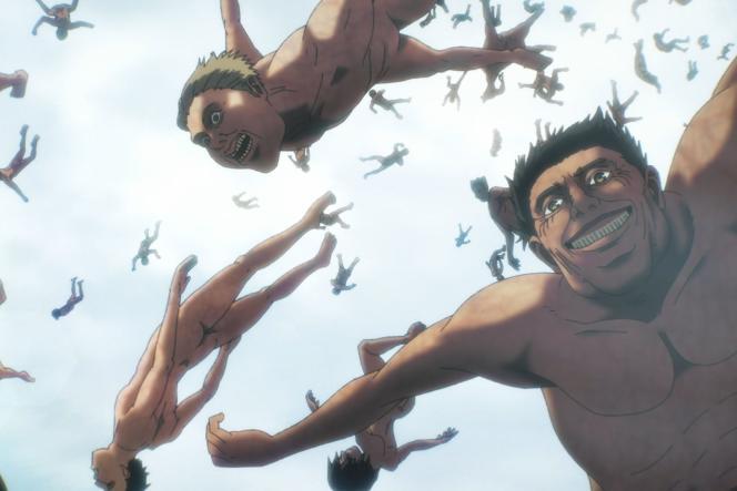 Les Titans, ces monstres humanoïdes dénués de pensée et de sentiment, sont des créatures aux origines mystérieuses.